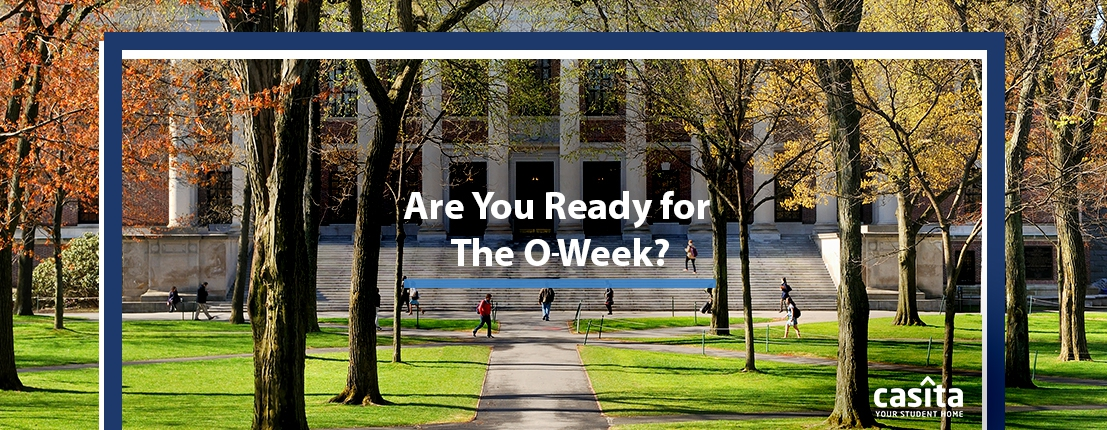 Are You Ready for The O-Week?
