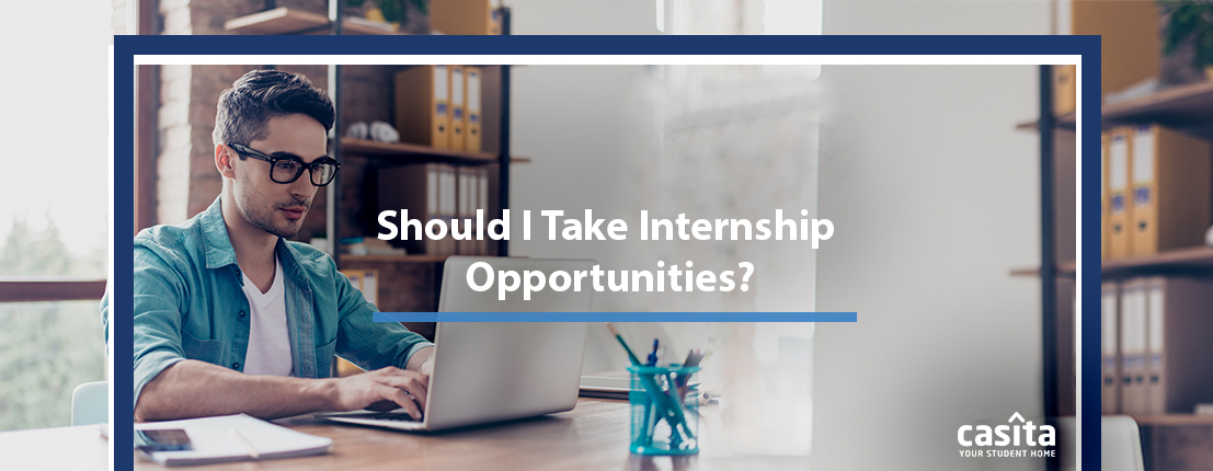 Should I Take Internship Opportunities?