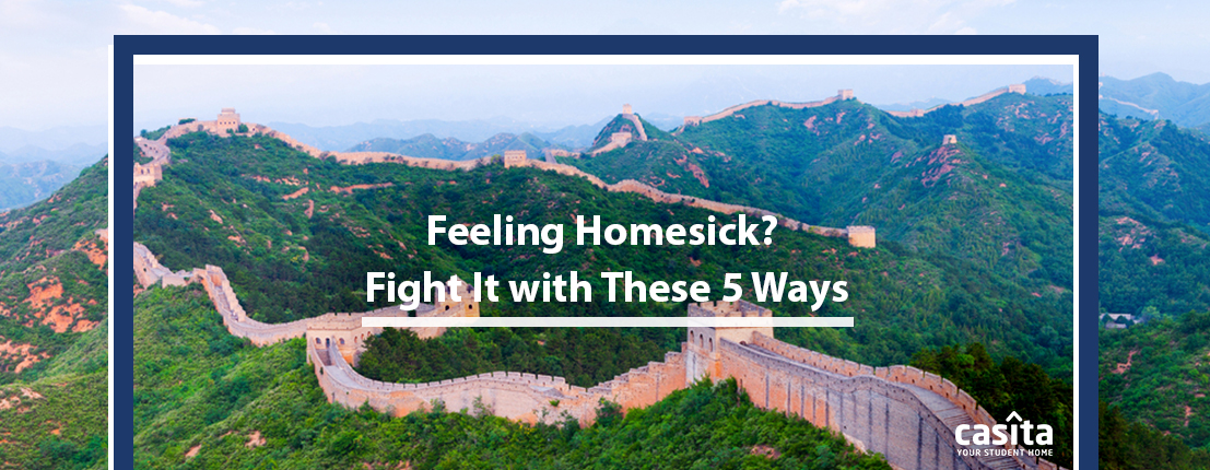 Feeling Homesick? Fight It with These 5 Ways