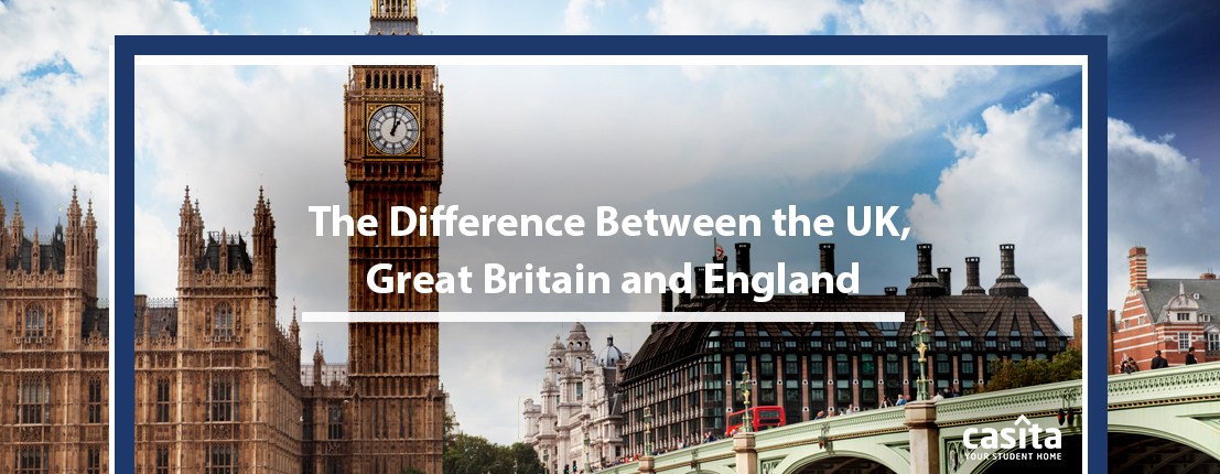 The Difference Between the UK, Great Britain and England?