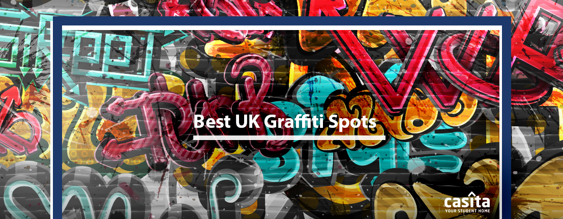 Best UK Graffiti Spots