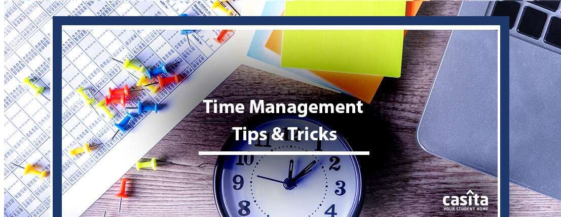 Time Management Tips & Tricks