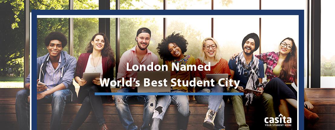 London Named World's Best Student City