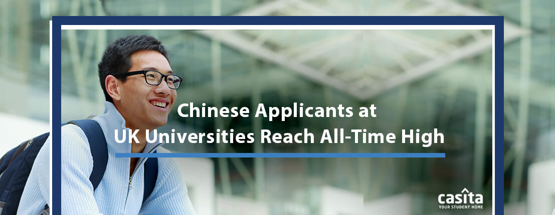 Chinese Applicants at UK Universities Reach All-Time High