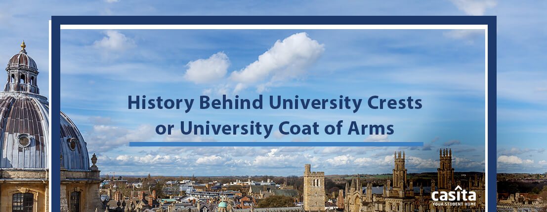 History Behind University Crests or University Coat of Arms