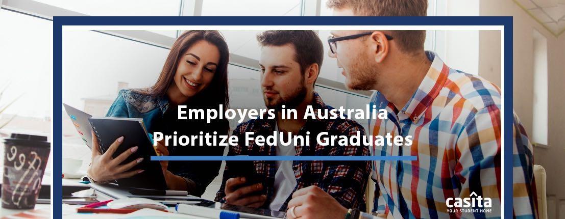 Employers in Australia Prioritize Federation University Graduates