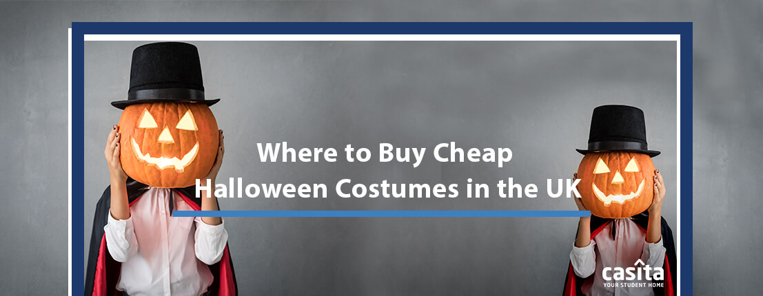Where to Buy Cheap Halloween Costumes in the UK