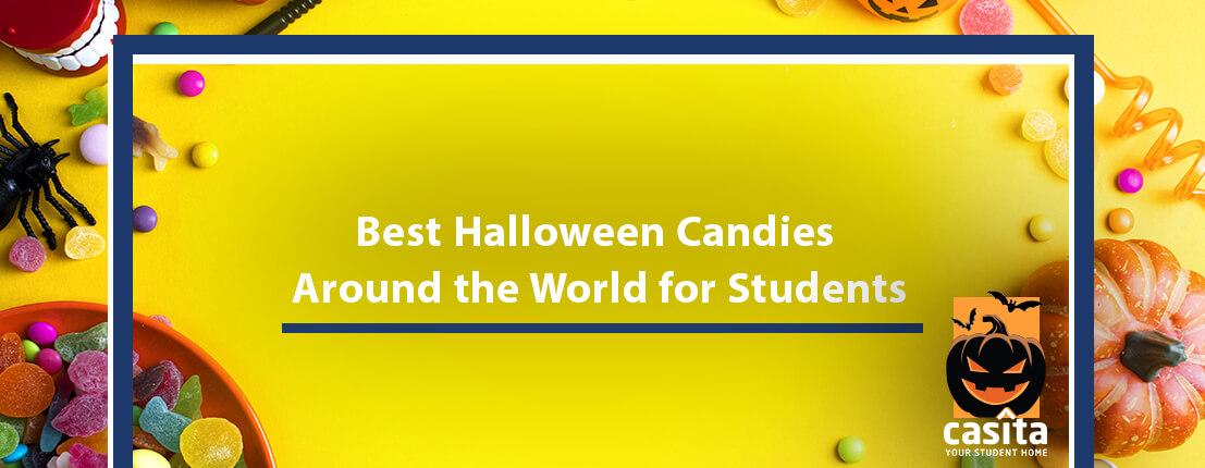 Best Halloween Candies Around the World for Students