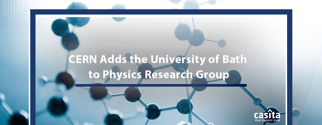 CERN Adds the University of Bath to Physics Research Group