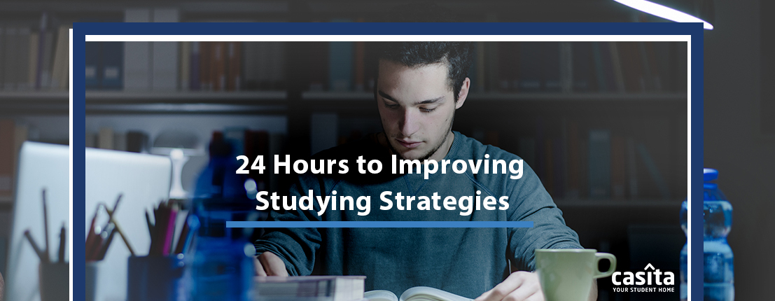 24 Hours to Improving Studying Strategies