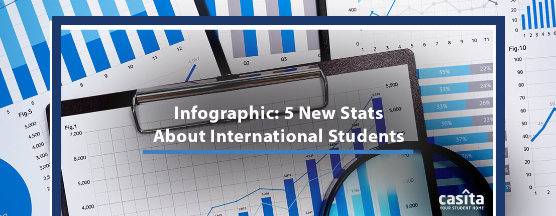 Infographic: 5 New Stats About International Students