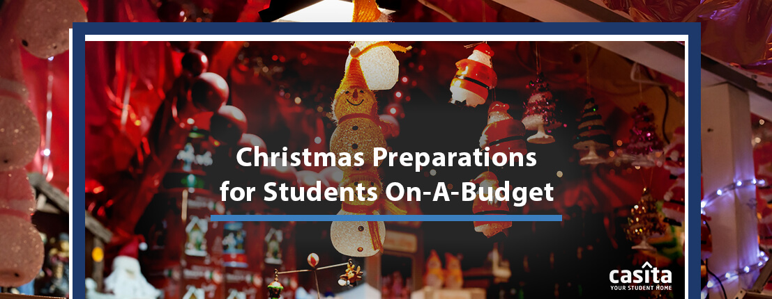 Christmas Preparations for Students On-A-Budget