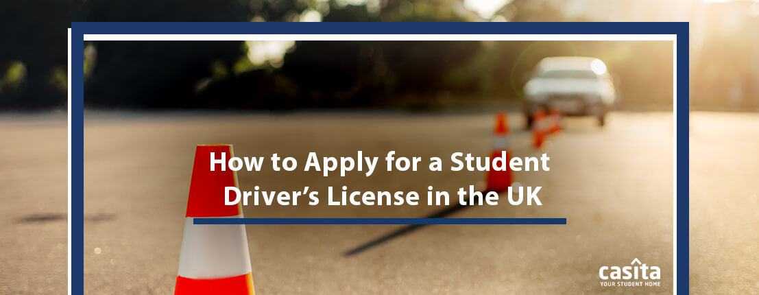 How to Apply for a Student Driver's License in the UK