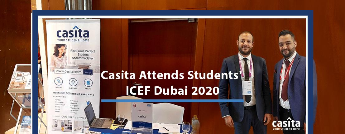 Casita Attends Students' ICEF Dubai 2020