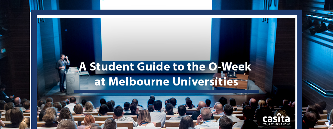 A Student Guide to the O-Week at Melbourne Universities