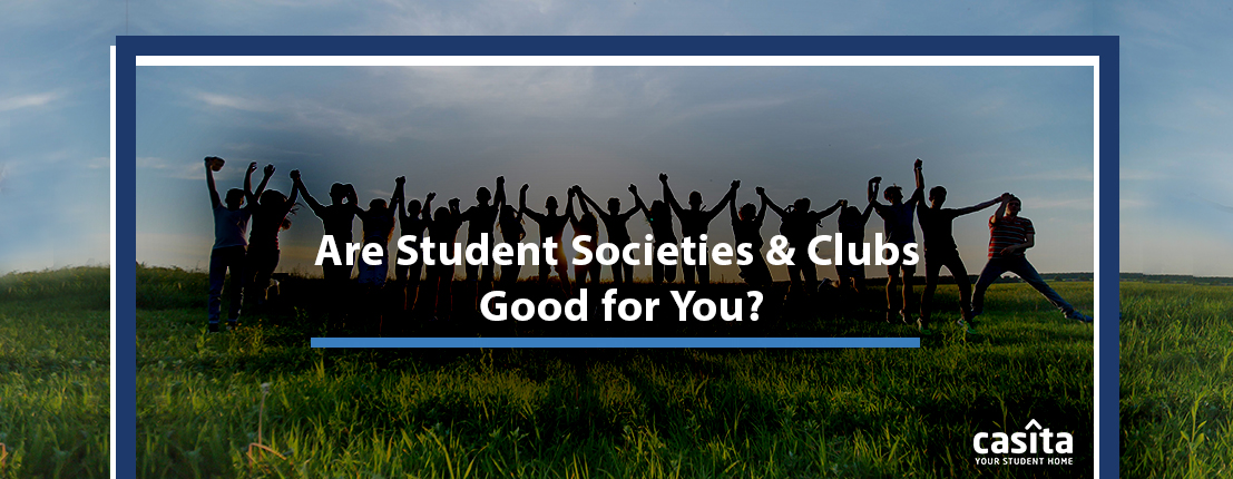 Are Student Societies & Clubs Good for You?