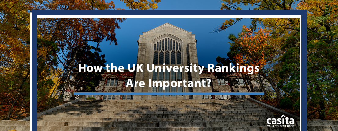 How the UK University Rankings Are Important