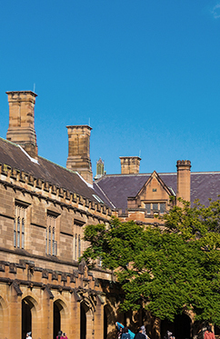 Exploring The Faculties of the University of Sydney