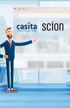 Casita Partners with The Scion Group