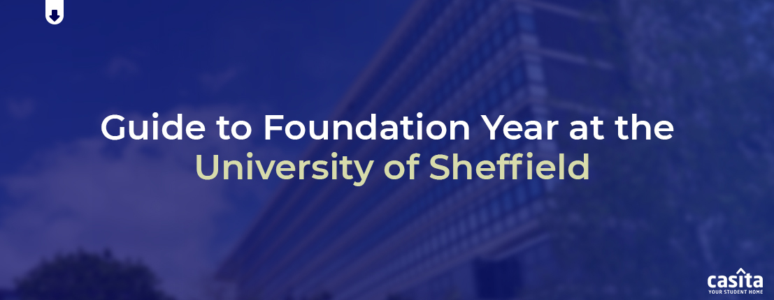 A Guide to Foundation Year at the University of Sheffield