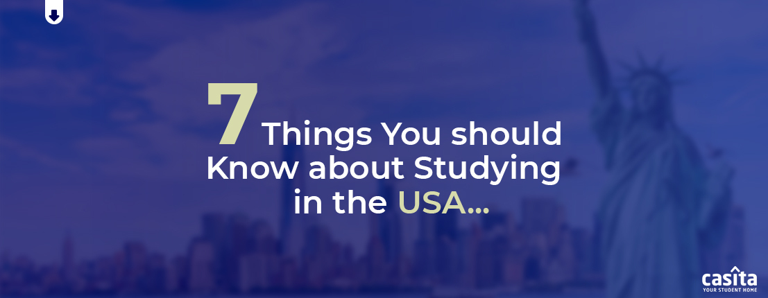 7 Things You should Know about Studying in the USA