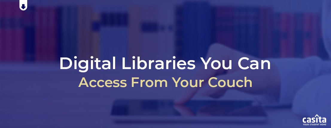 Digital Libraries You Can Access From Your Couch