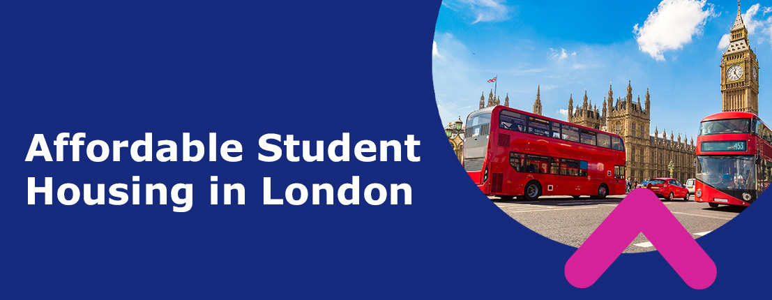 Affordable Student Housing in London