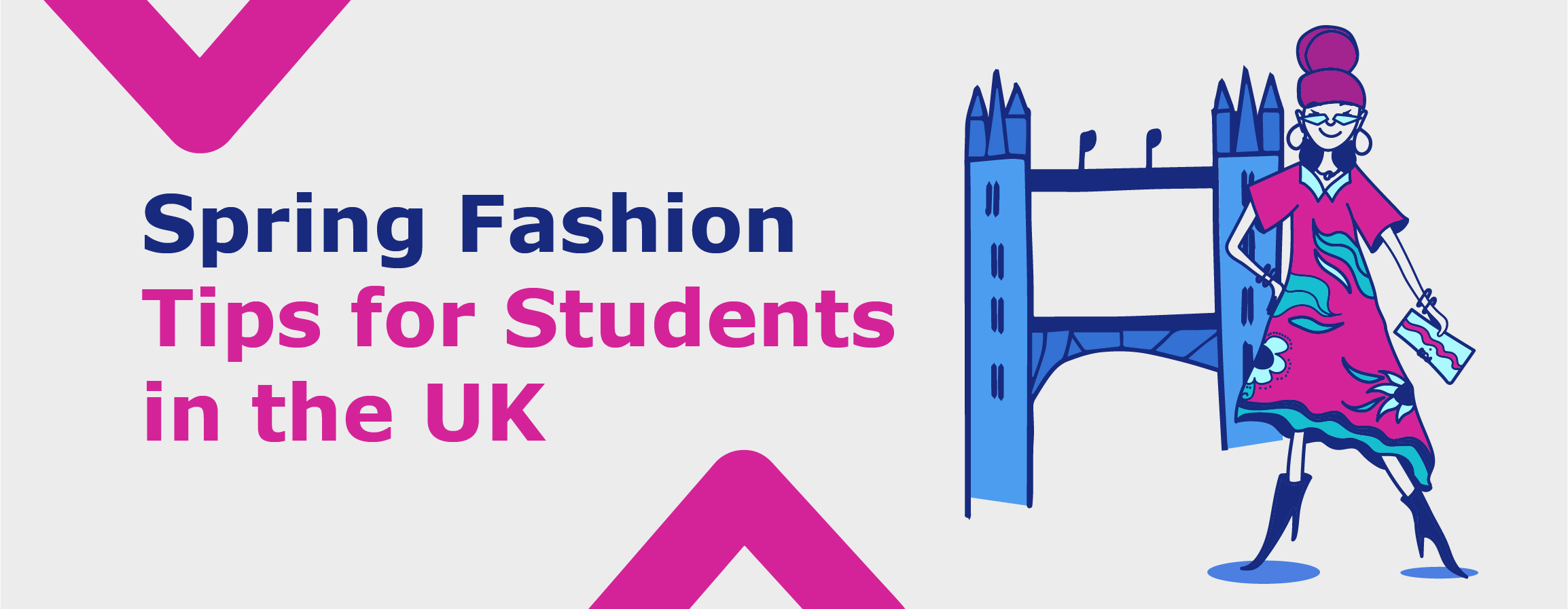Spring Fashion Tips for Students in the UK