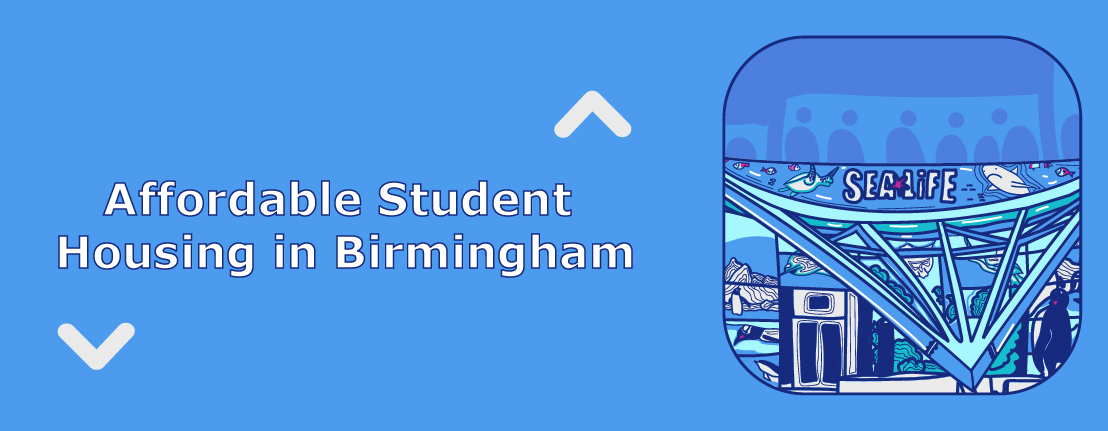 Affordable Student Housing in Birmingham