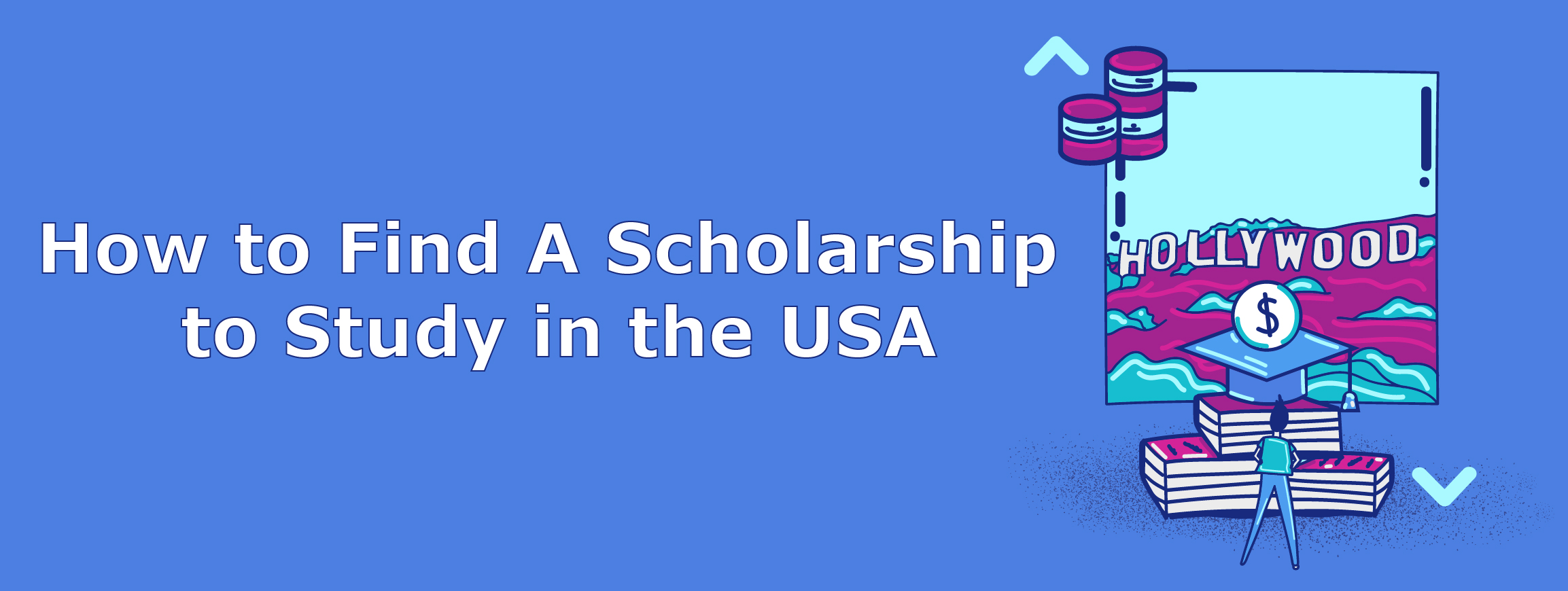 How to Find A Scholarship to Study in the USA
